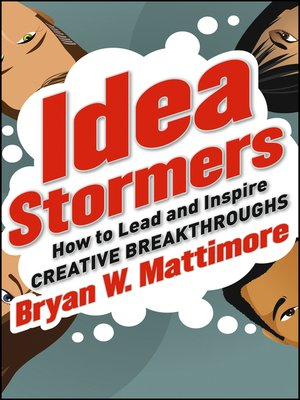cover image of Idea Stormers