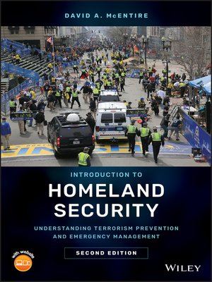 cover image of Introduction to Homeland Security
