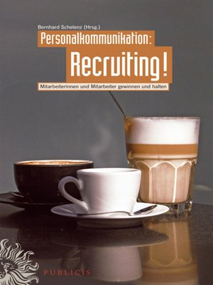 cover image of Personalkommunikation Recruiting!