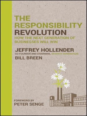 cover image of The Responsibility Revolution