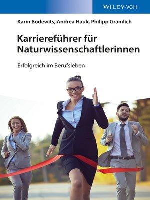 cover image of Karriereführer für Naturwissenschaftlerinnen