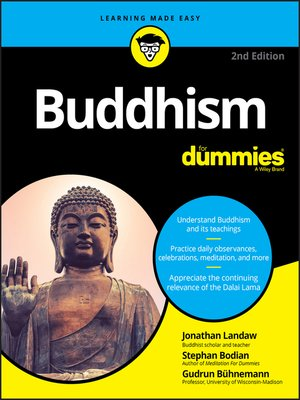 cover image of Buddhism For Dummies
