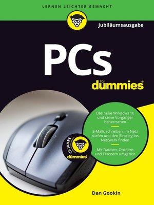 cover image of PCs für Dummies