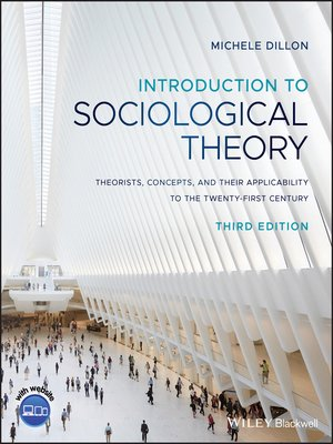cover image of Introduction to Sociological Theory