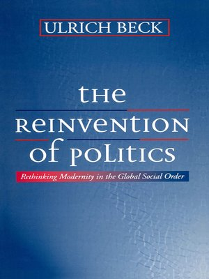 cover image of The Reinvention of Politics