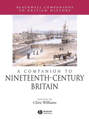 cover image of A Companion to 19th-Century Britain