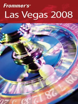 cover image of Frommer's Las Vegas 2008