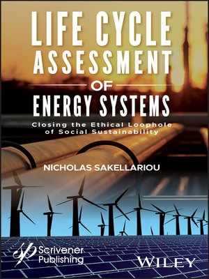 cover image of Life Cycle Assessment of Energy Systems