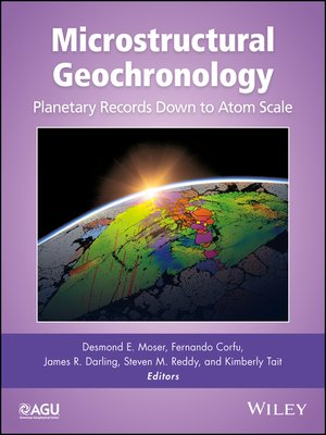 cover image of Microstructural Geochronology