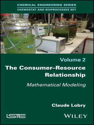 cover image of The Consumer-Resource Relationship