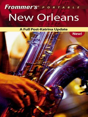 cover image of Frommer's Portable New Orleans