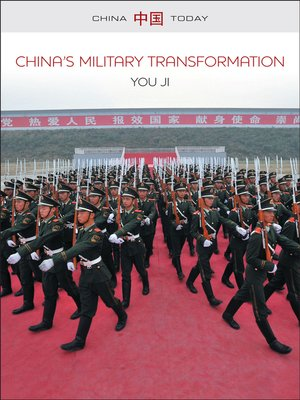 cover image of China's Military Transformation