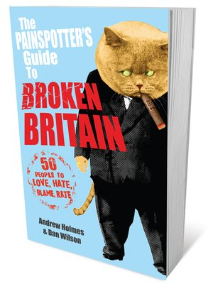 cover image of The Painspotter's Guide to Broken Britain