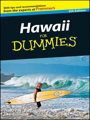 cover image of Hawaii For Dummies