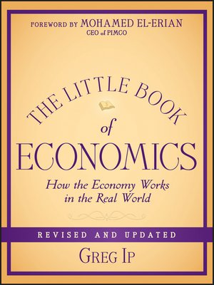 cover image of The Little Book of Economics