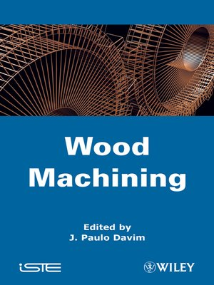 cover image of Wood Machining