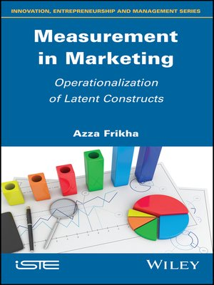 cover image of Measurement in Marketing
