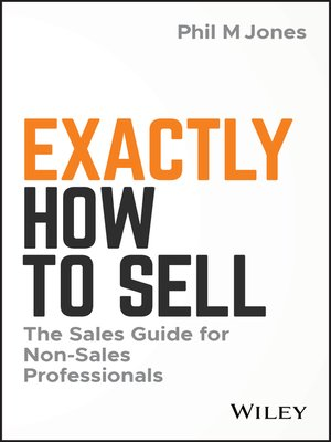 cover image of Exactly How to Sell