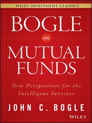 cover image of Bogle On Mutual Funds