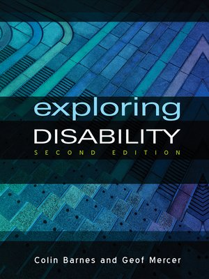 cover image of Exploring Disability