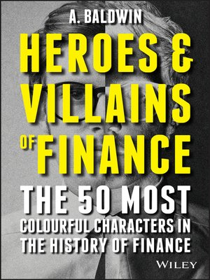 cover image of Heroes and Villains of Finance