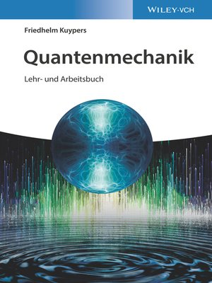 cover image of Quantenmechanik