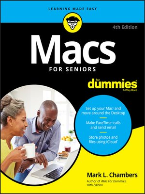 cover image of Macs For Seniors For Dummies