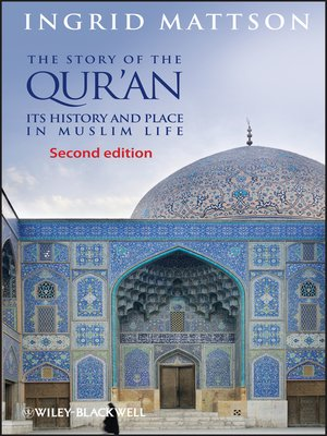 cover image of The Story of the Qur'an