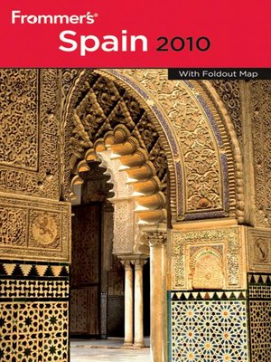 cover image of Frommer's Spain 2010