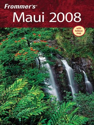 cover image of Frommer's Maui 2008