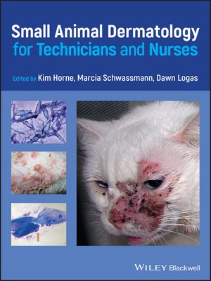 cover image of Small Animal Dermatology for Technicians and Nurses