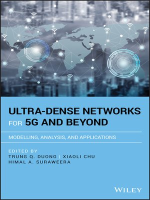 cover image of Ultra-Dense Networks for 5G and Beyond