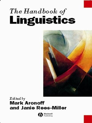 cover image of The Handbook of Linguistics