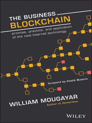 cover image of The Business Blockchain