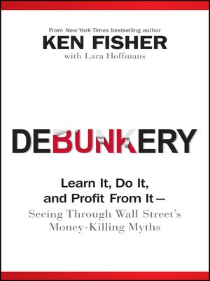 cover image of Debunkery