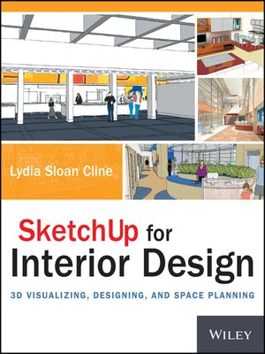 cover image of SketchUp for Interior Design