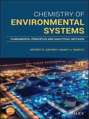 cover image of Chemistry of Environmental Systems