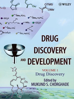 cover image of Drug Discovery and Development, Drug Discovery