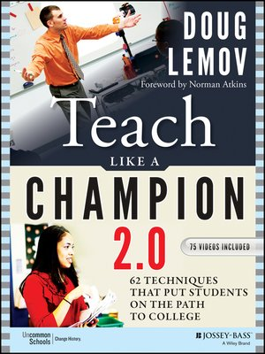 cover image of Teach Like a Champion 2.0