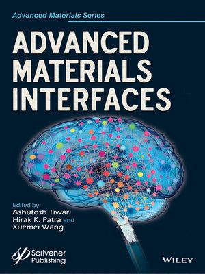 cover image of Advanced Materials Interfaces