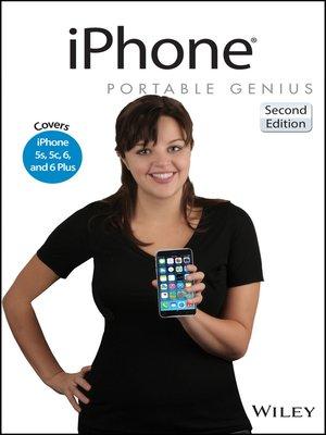 cover image of iPhone Portable Genius