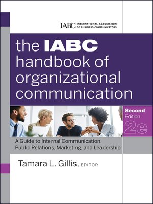 cover image of The IABC Handbook of Organizational Communication