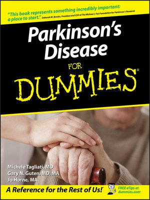 cover image of Parkinson's Disease For Dummies