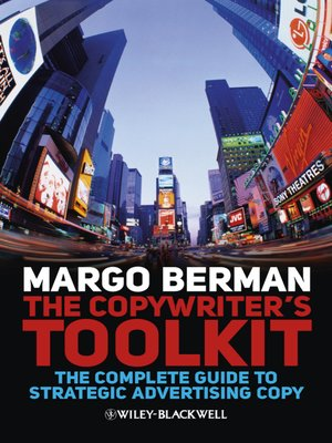 cover image of The Copywriter's Toolkit