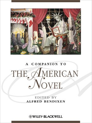 cover image of A Companion to the American Novel