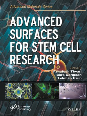 cover image of Advanced Surfaces for Stem Cell Research