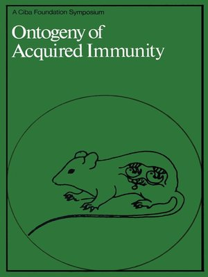 cover image of Ontogeny of Acquired Immunity