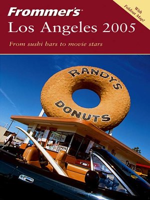 cover image of Frommer's Los Angeles 2005