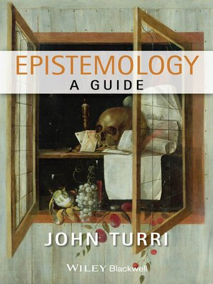 cover image of Epistemology