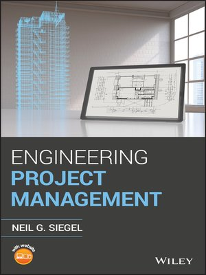 cover image of Engineering Project Management